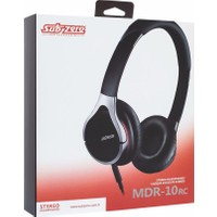 Subzero MDR-10RC Stereo Kulaküstü Kablolu HD Kulaklık