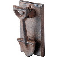 House2Home Antik Döküm Koleksiyon - Kürek Kapı Tokmağı