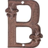 House2Home Antik Döküm Koleksiyon - Kapı Numarası - B