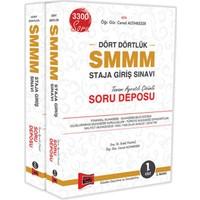 Yargı Yayınları 2017 Smmm Staja Giriş Sınavı Tamamı Ayrıntılı Çözümlü Soru Deposu (2 Kitap)