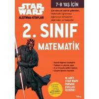 Starwars Alıştırma Kitapları: 2. Sınıf Matematik