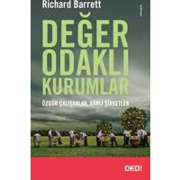 Değer Odaklı Kurumlar - Richard Barrett