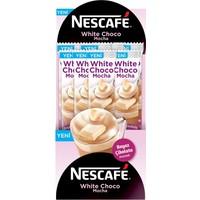 Nescafe White Chocolate Mocha 19,2 Gr 24'lü Çoklu Paket