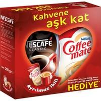 Nescafe Classic 200 gr + Coffee Mate 200 gr