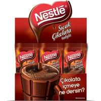 Nestle Sıcak Çikolata 19 Gr 24'lü Paket