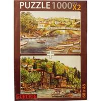 Gordion Games Göksu 1 - Göksu 3 - 2 x 1000 Puzzle