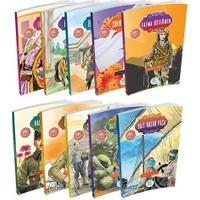 Büyük Kahramanlar Seti 10 Kitap 4. 5. Sınıf