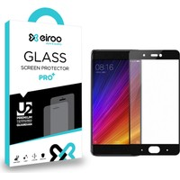 Eiroo Xiaomi Mi 5s Curve Tempered Glass Siyah Full Cam Ekran Koruyucu