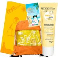 Bıoderma Abcderm Mıneral Sun Cream 50 + Çanta+Havlu