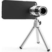 Markacase Samsung S7 Edge Birebir Kılıflı 12X Zoom Teleskop Telefon Kamera Lensi