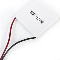 Robotekno TEC1 12706 Peltier Soğutucu 70W 12v 6A Termoelektrik Soğutma