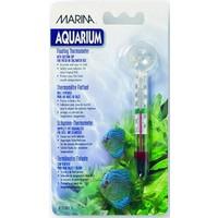 Marina Akvaryum İçin Cam Termometre 0-40 C