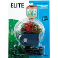 Elite Fanus Filtrasyon Seti (Hava Motoru + Hortum + Plastik Bitki)