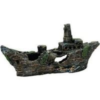 Chicos Akvaryum İçin Dekoratif Gemi 23X7X11 Cm