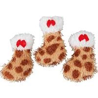 Çorap Figürlü Kedi Oyuncağı 9 Cm