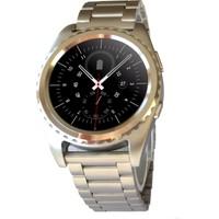 Appscomm S9 Luxury Akıllı Saat Gümüş