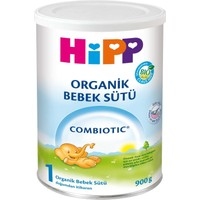 Hipp 1 Organik Combiotic Bebek Sütü 900 gr