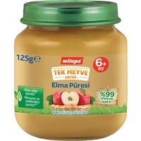 Milupa Tek Meyve Elma Püreli Kavanoz Maması 125 gr