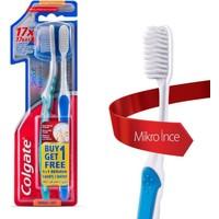 Colgate Diş Fırçası Mikro İnce Compact 1+1