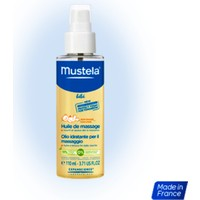Mustela Masaje Baby Oil 100 ml