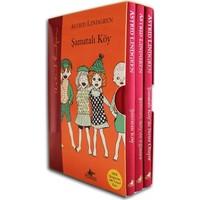 Şamatalı Köy Serisi (Kutulu Özel Set Ciltli) - Astrid Lindgren