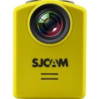 Sjcam M20 Wifi 4K 24Fps Gyro Orjinal Lisanslı Aksiyon Kamerası-Sarı