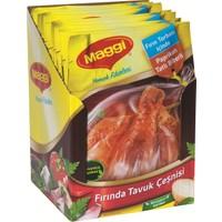 Maggi Paprikalı Tavuk Çeşni 34 Gr 12'li Paket