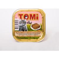 Tomi Alu Karidesli Kedi Maması 100 gr
