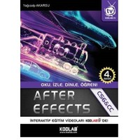 After Effects CS6 ve CC - Yağızalp Akarsu