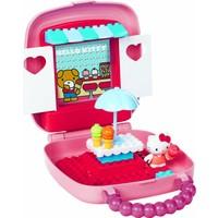 Mega Bloks Hello Kitty Dondurma Salonu Oyun Seti