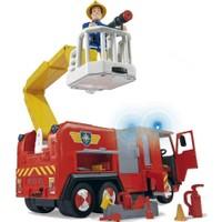 İtfaiyeci Sam Fireman Sam Jüpiter İtfaiye Aracı ve 2 Figür