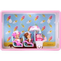 Twozies İkizler Birlikte Eğleniyor İce Cream Car Oyun Seti