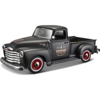 Maisto 1:25 1950 Chevrolet 3100 Pickup Model Araba+479:490