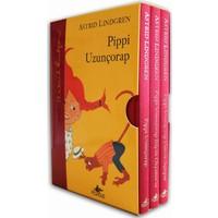 Pippi Uzunçorap Serisi (Kutulu Özel Set Ciltli)