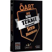 Beyaz Kalem Yayınları Öabt 2017 Türkçe Öğretmenliği Tamamı Çözümlüsoru Bankası