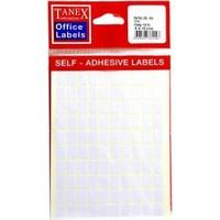 Tanex Ofc-107 Beyaz Ofis Etiketi 10 Ad.