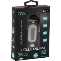 Powerway Pw-001 2Gb Radyolu Mp3 Player