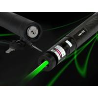 TveT Yeşil Şarjlı Lazer Pointer 5000 Mw (Yakıcı)
