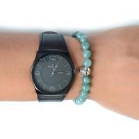 TveT Turkuaz Yeşili Saat Yanı Bileklik