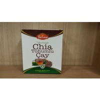 Balsam Chia Tohumlu Yeşilçaylı Karışık Bitki Çayı 40'lı