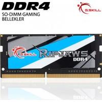 Gskıll Ripjaws Ddr4-2133Mhz Cl15 8Gb So-Dımm (15-15-15-36) 1.2V
