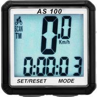 As-Size AS-100 Siyah 8 Fonksiyon Kablolu Kilometre Saati