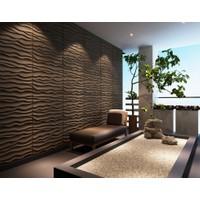 Seta Beach - 3 Boyutlu Duvar Paneli