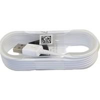 Ebox S7 Edge/S7/S6 Edge/S6/J5/J3/J2/J1.. Yeni Jenerasyon 1.5metre Orjinal Micro USB Şarj ve Data Kablosu Beyaz- Hızlı Şarj Destekleyen