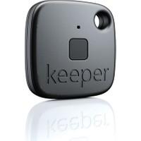 Gigaset Keeper Siyah(Akıllı Telefonlar ile Entegre Elektronik İzleyici)
