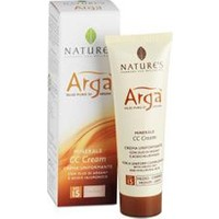 Nature'S Arga Minerale Cc Cream Medium Dark Nemlendirici
