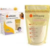 Milkway Anne Sütü Saklama Poşeti 25'li