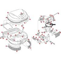 Gıvı Z721r Çanta Pimi 85mm V46-V35-E52-E470-E450-E370-E340-E260-E350-Trk33