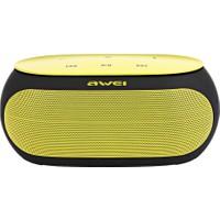 Awei Y200 Bluetooth Kablosuz Taşınabilir Hoparlör - Sarı