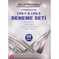 Fen Bilimleri Yayınları Platinyum Lys 1-Lys 3 Deneme Seti Tm